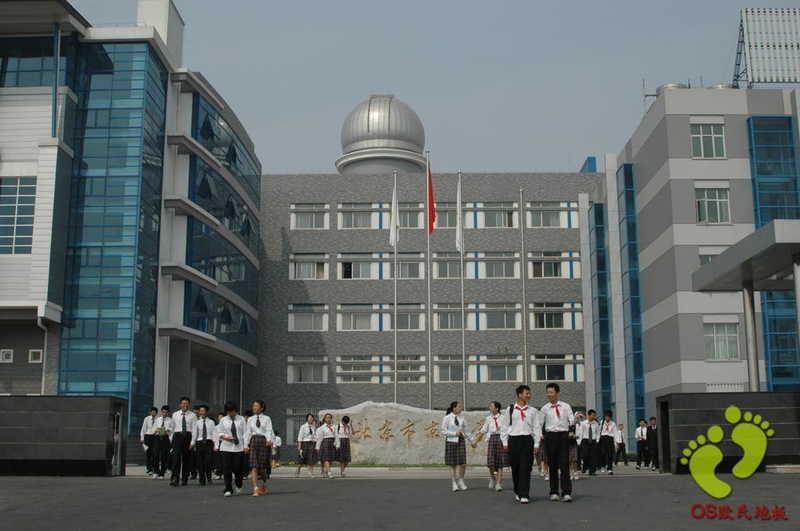 北京京源学校舞蹈地胶